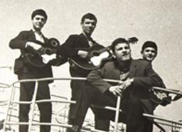 1964 - Belevski's first band
